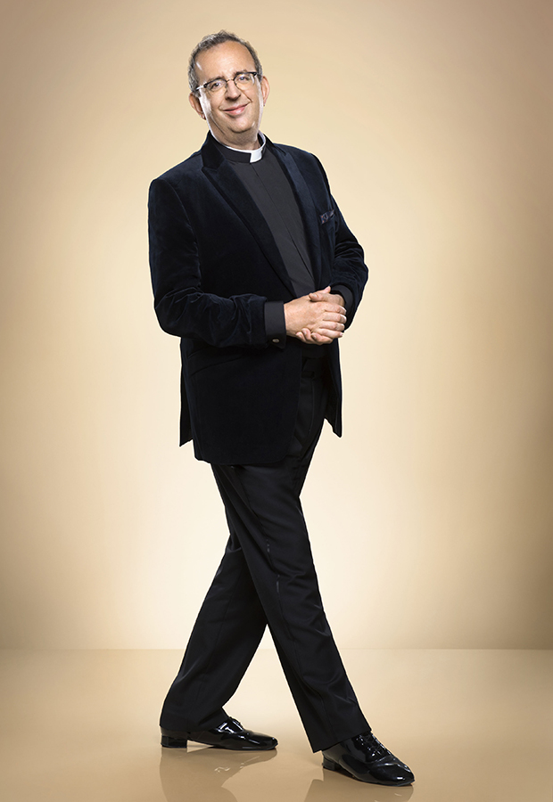 Strictly Come Dancing Richard Coles