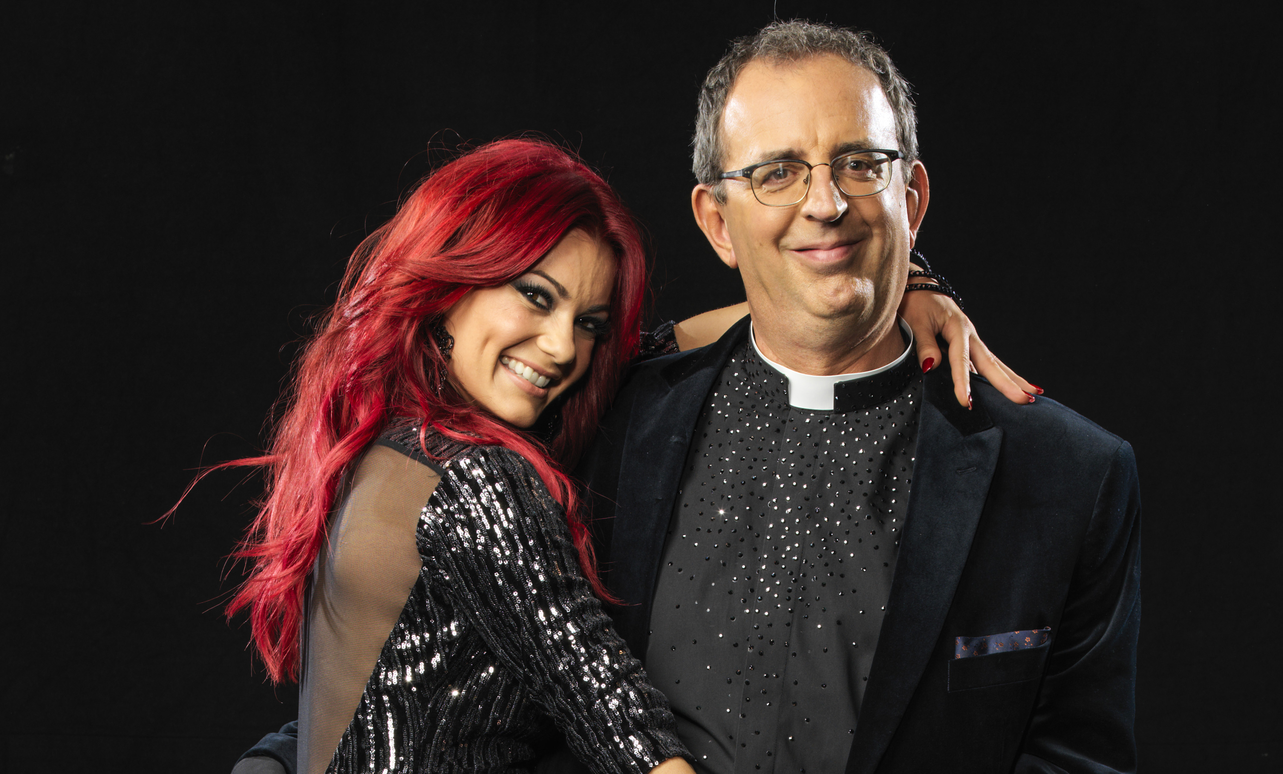 Strictly Come Dancing Richard Coles Dianne Buswell