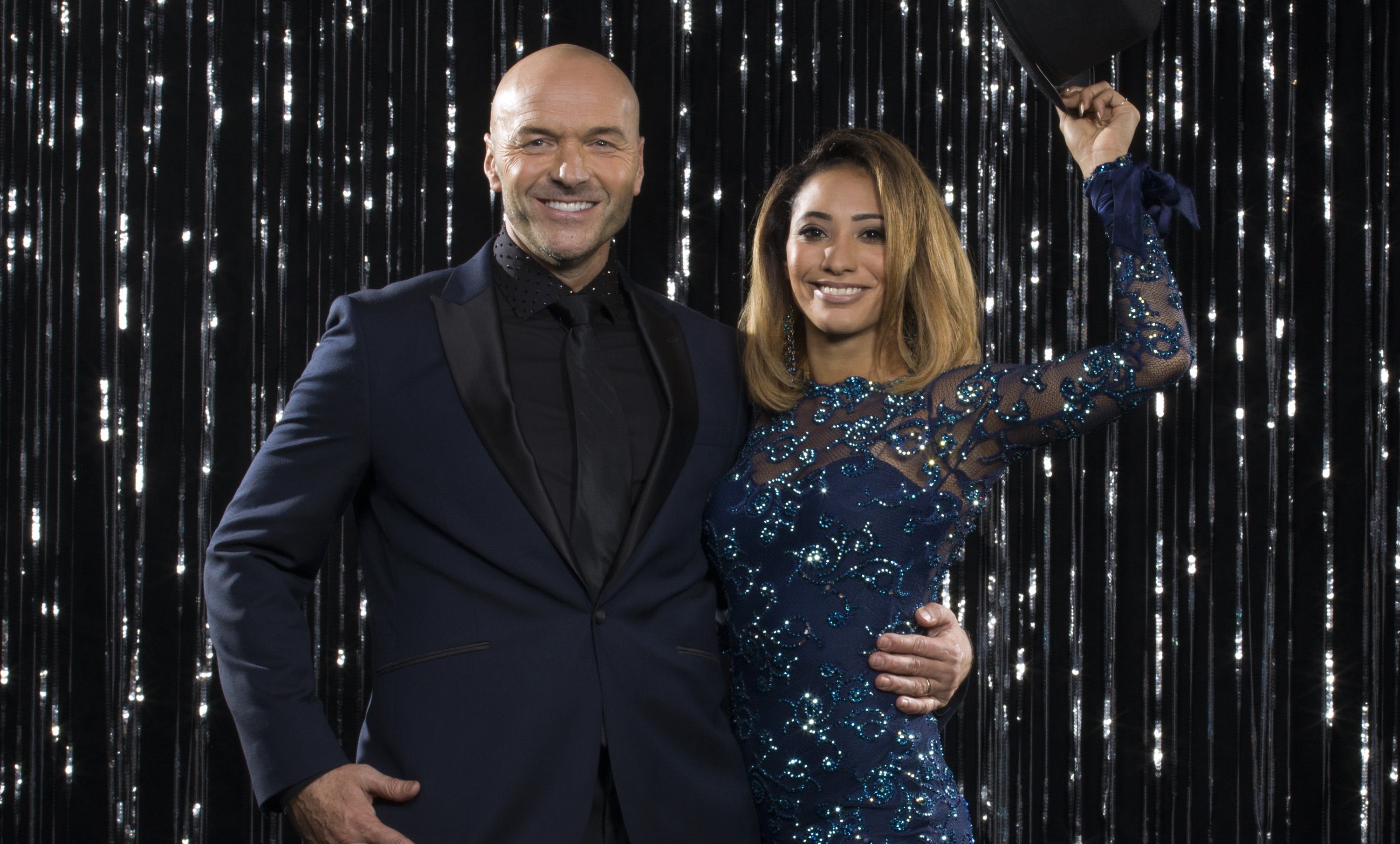 Strictly Come Dancing Simon Rimmer Karen Clifton