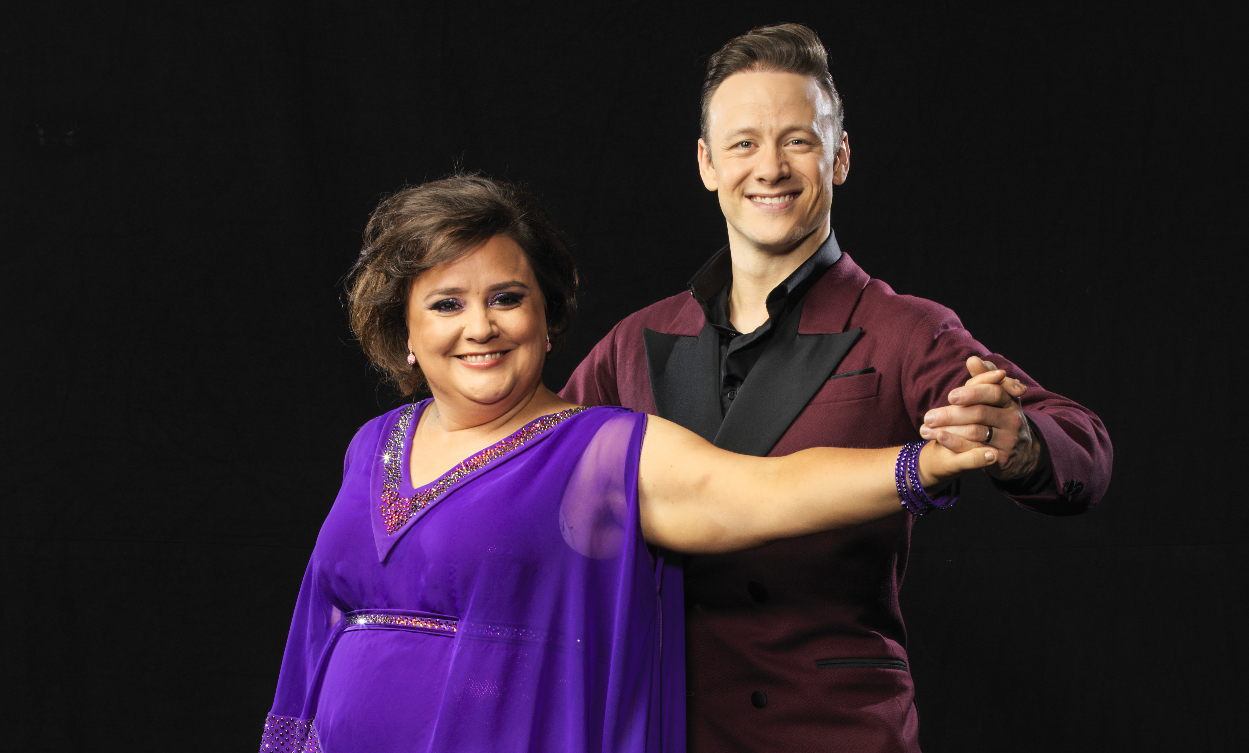 Strictly Come Dancing Susan Calman Kevin Clifton