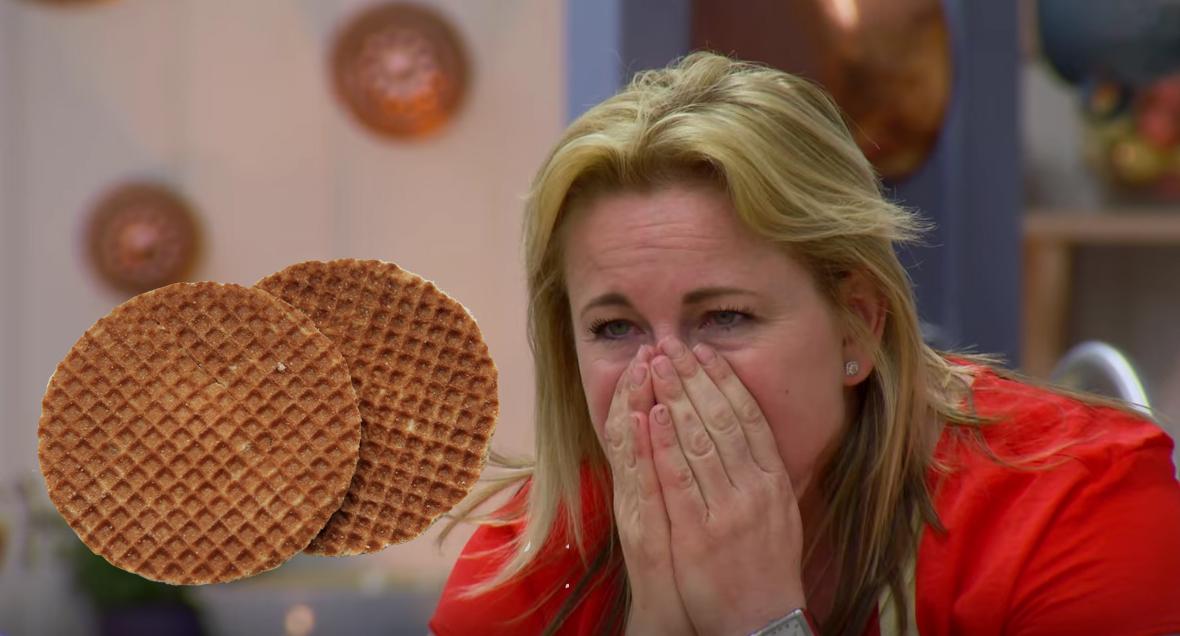 Stroopwafel disaster