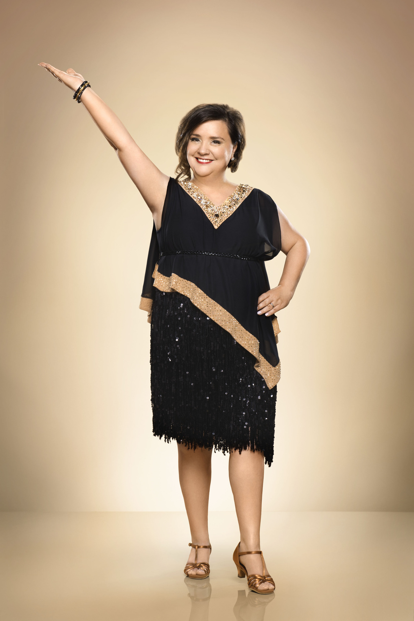 Strictly Come Dancing contestant Susan Calman