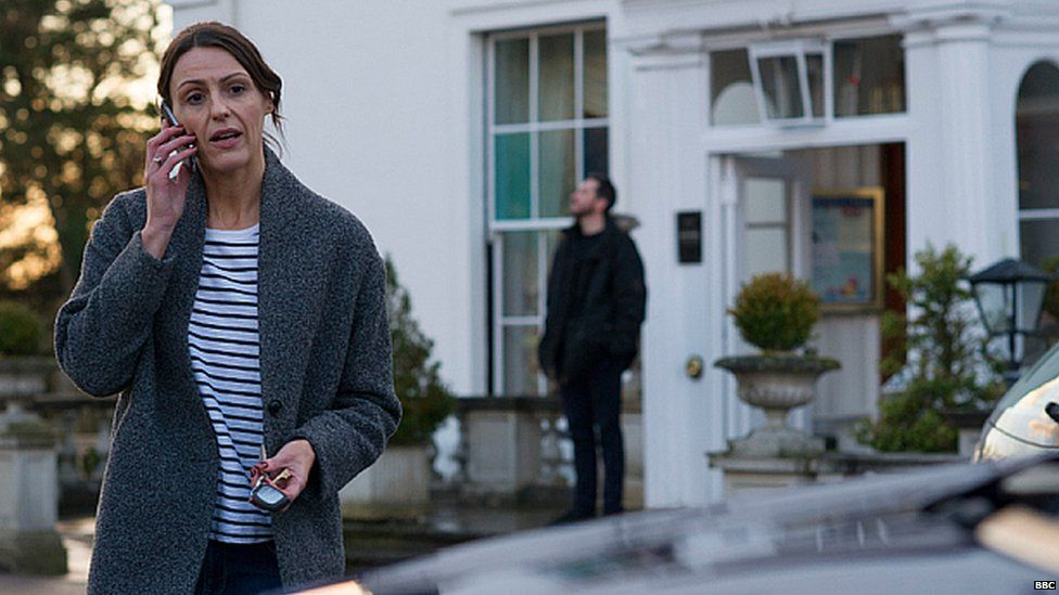 Dr Foster hints at third series for BBC drama