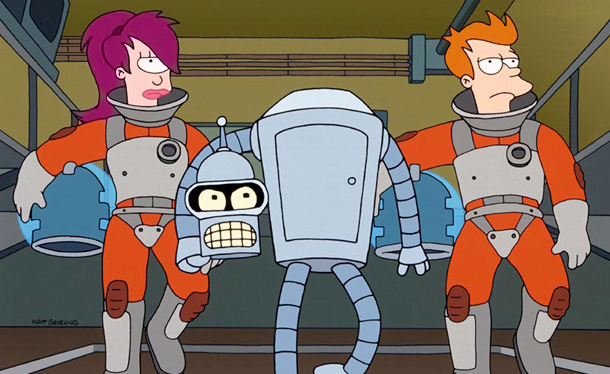Futurama will live again in the form of a single podcast episode