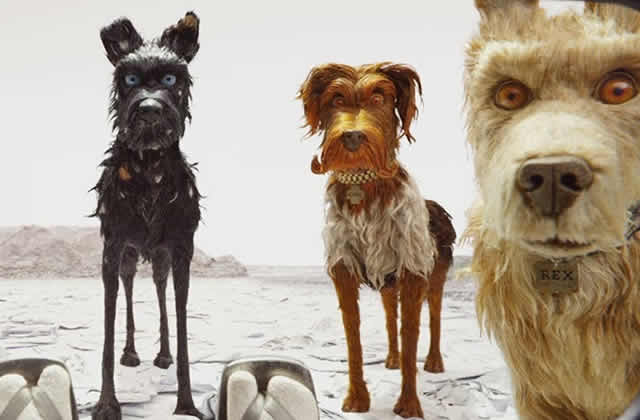 Wes Anderson's 'Isle of Dogs' trailer is here