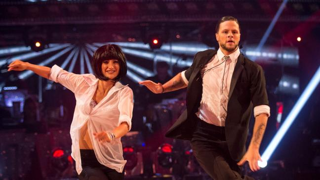 Jay McGuiness Strictly