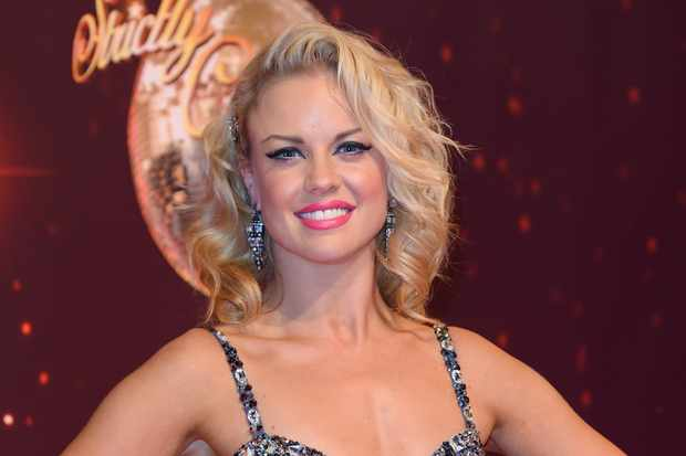 Joanne Clifton Blog