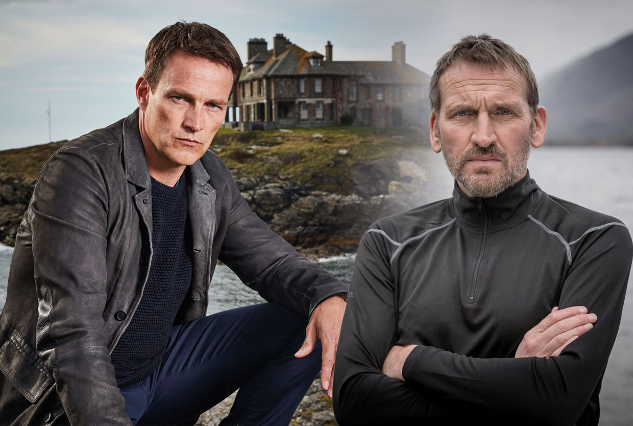 Safe house series 2 new star stephen moyer on the changes - House of tv show ...
