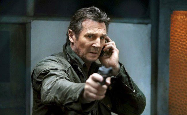 Action hero days are over, says Liam Neeson