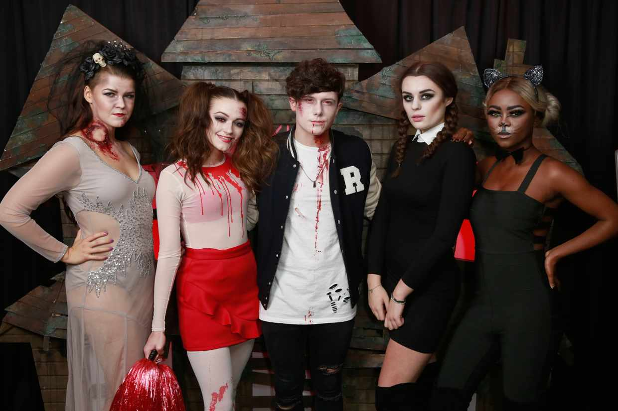 The X Factor Halloween Week 2016