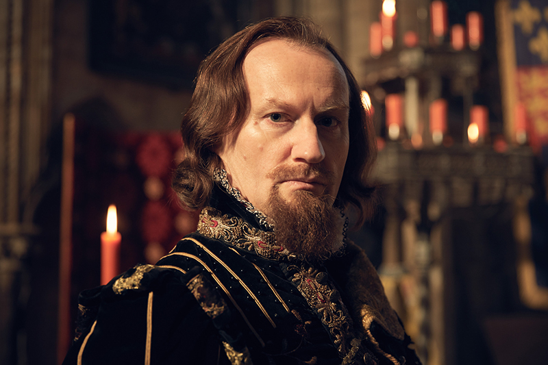 Mark Gatiss as Robert Cecil