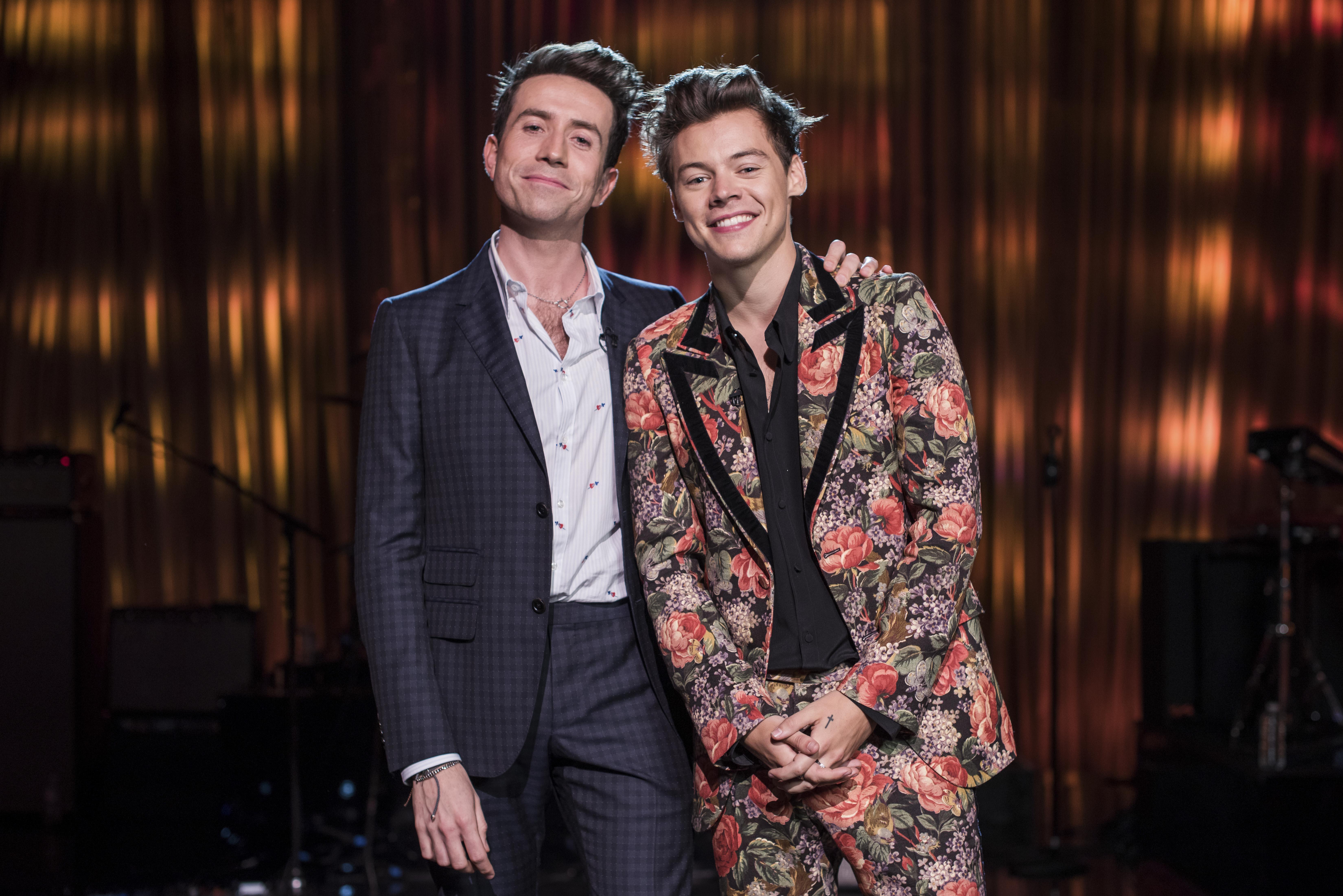 Harry styles november 2018