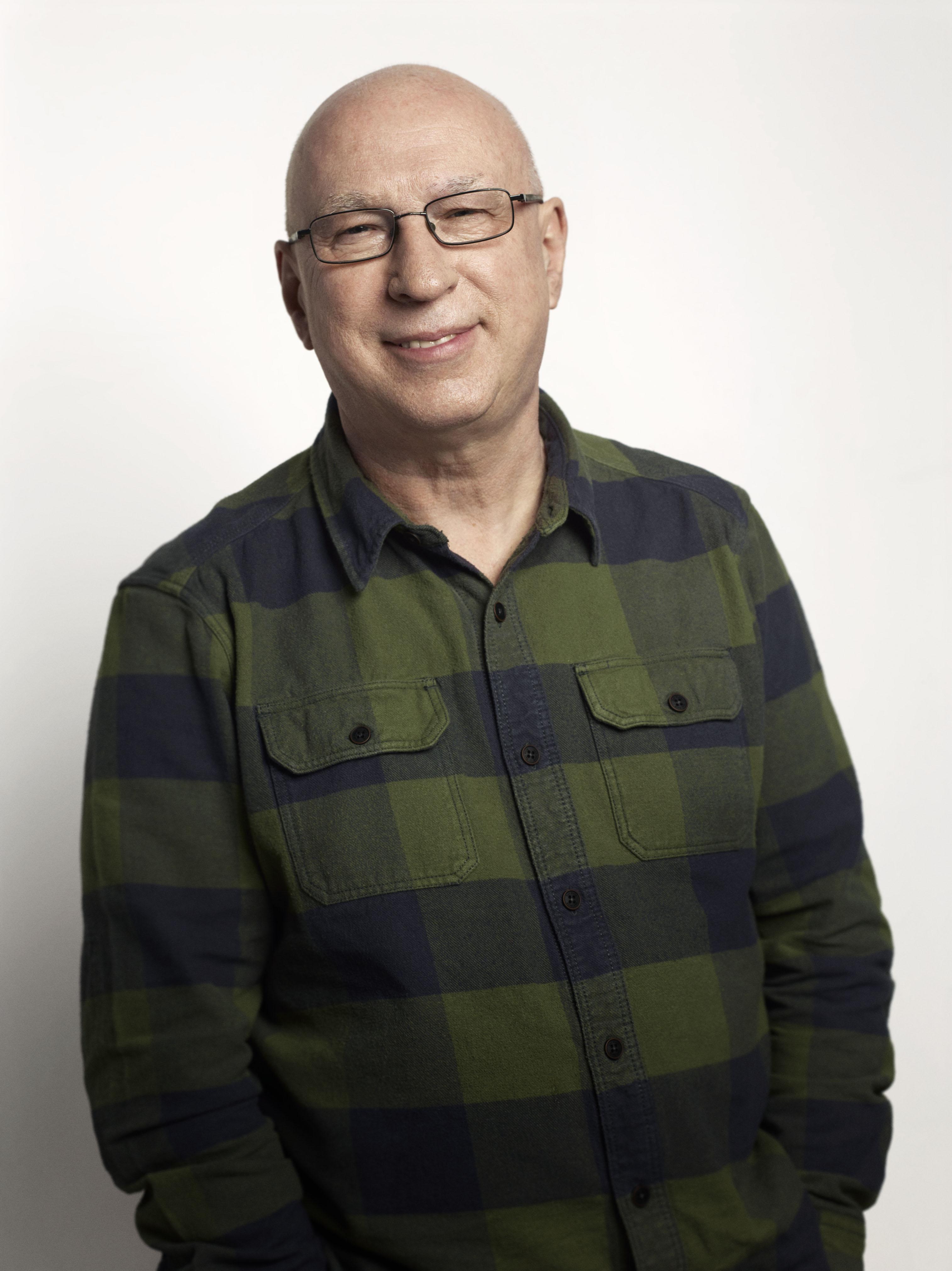 Ken Bruce (BBC, EH)