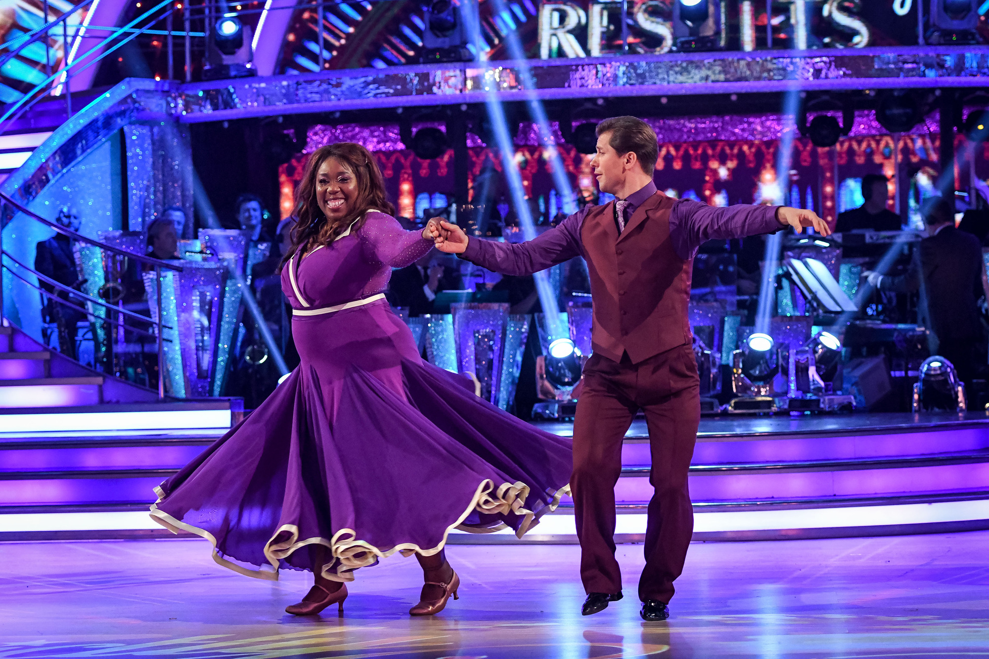Chizzy Akudolu Strictly