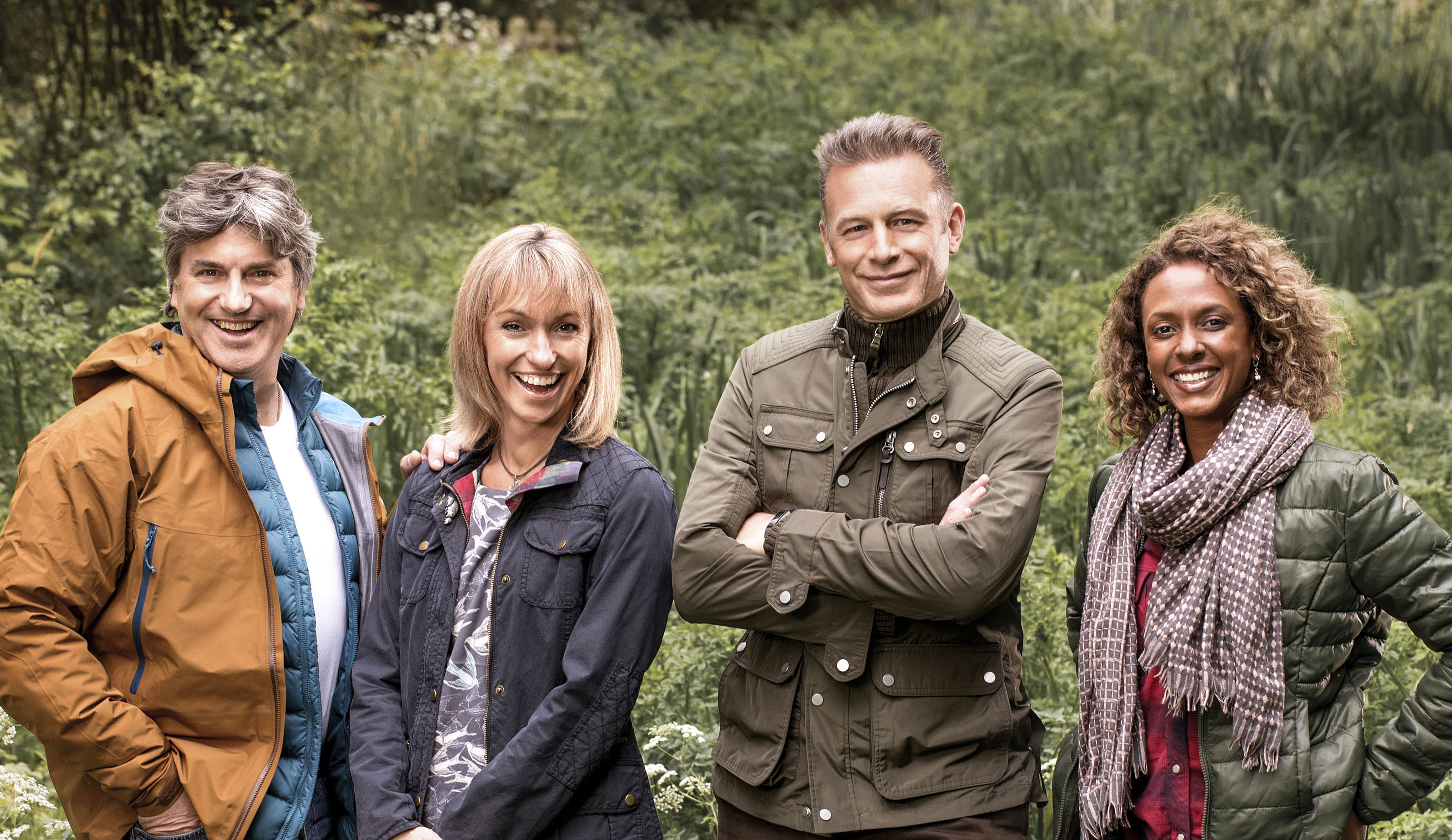 Autumnwatch presenters (BBC Pictures, EH)