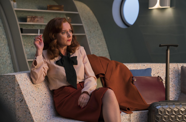 Sidse Babett Knudsen as Jill in Electric Dreams: Crazy Diamond