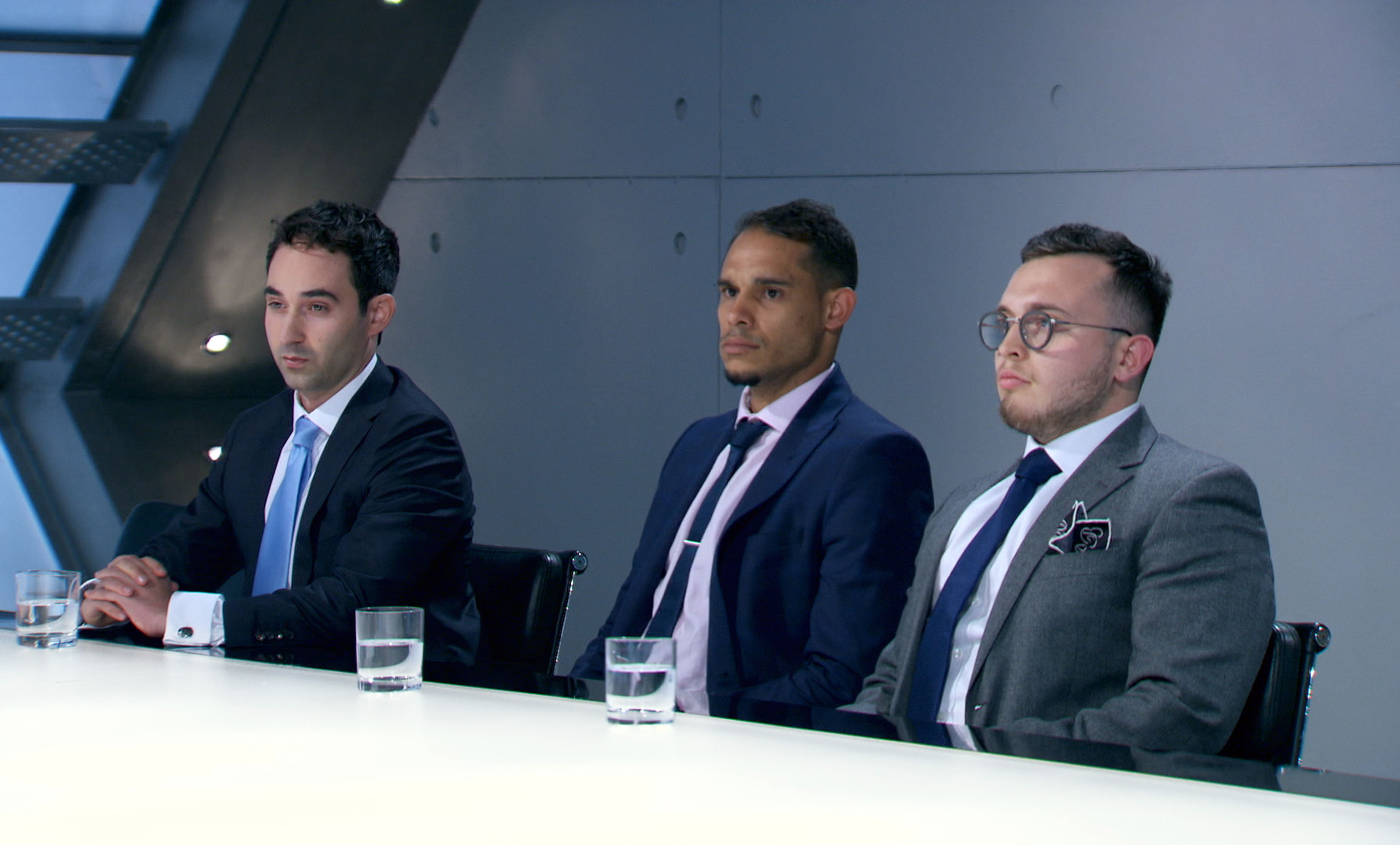 The Apprentice 2017 week one