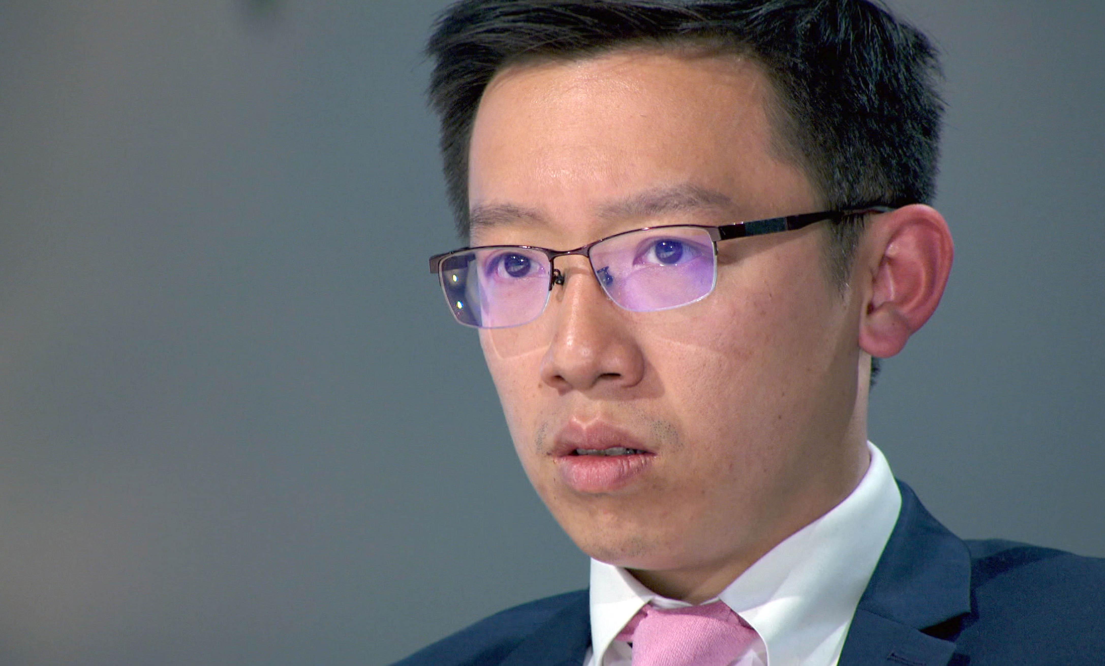 Jeff Wan on The Apprentice Week 2