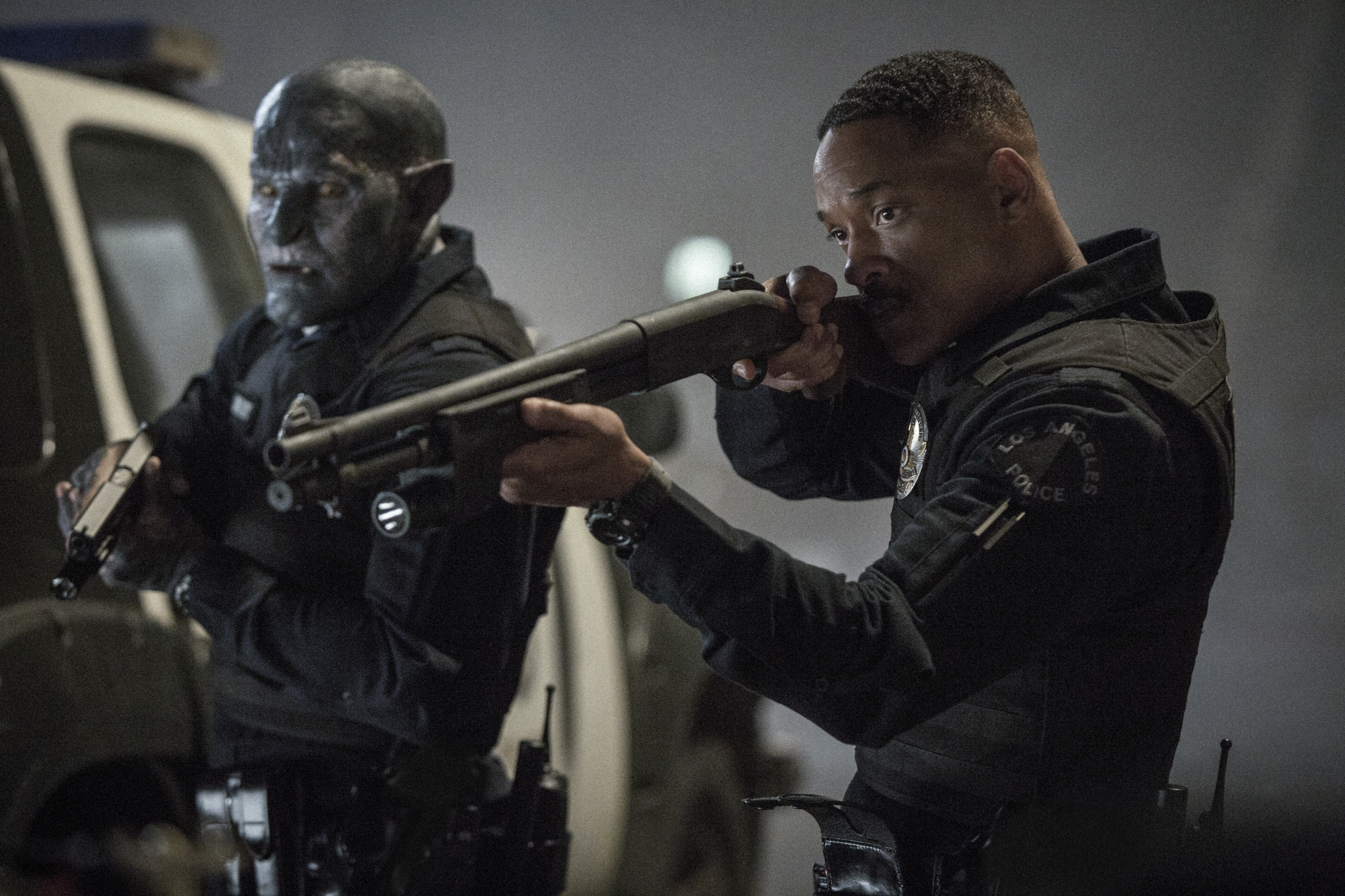 See the new trailer for the Netflix original Bright