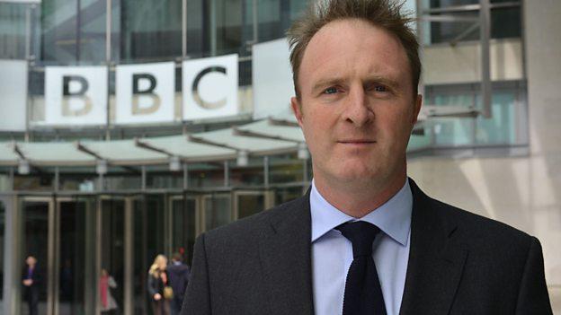 James Harding BBC