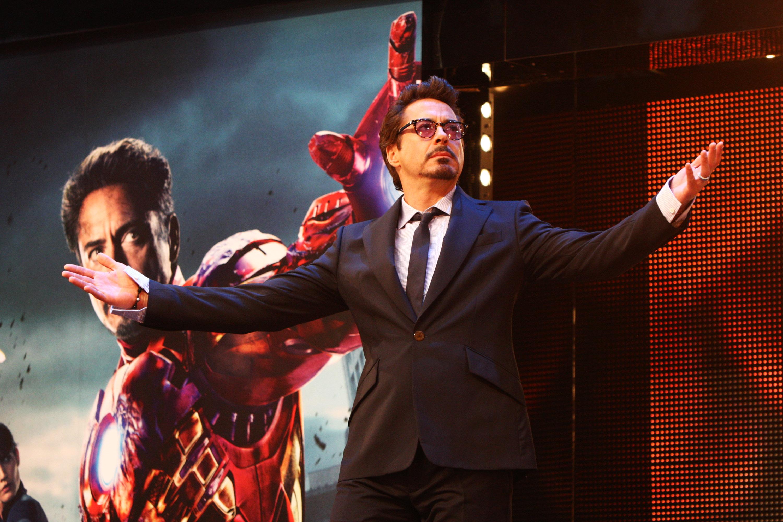 Robert Downey Jr (Getty, EH)