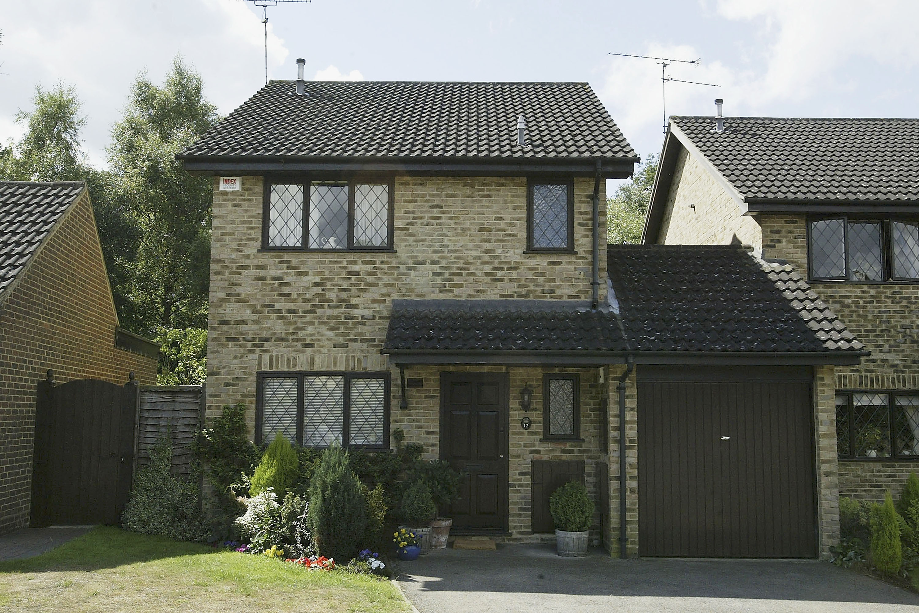 Real Privet Drive Harry Potter films