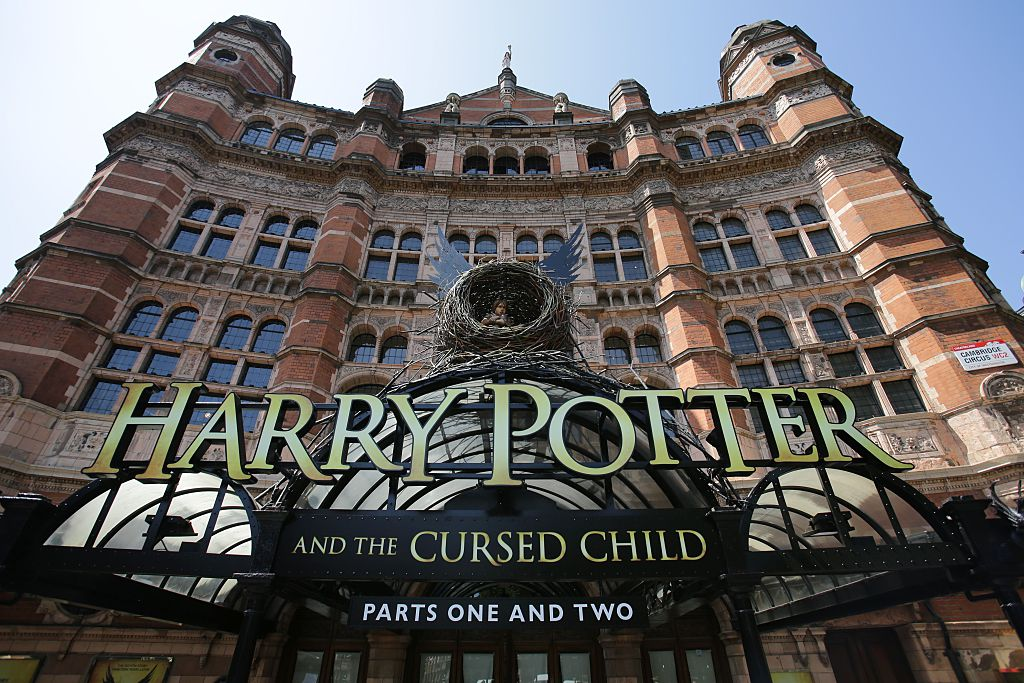 Harry Potter and the Cursed Child West End theatre