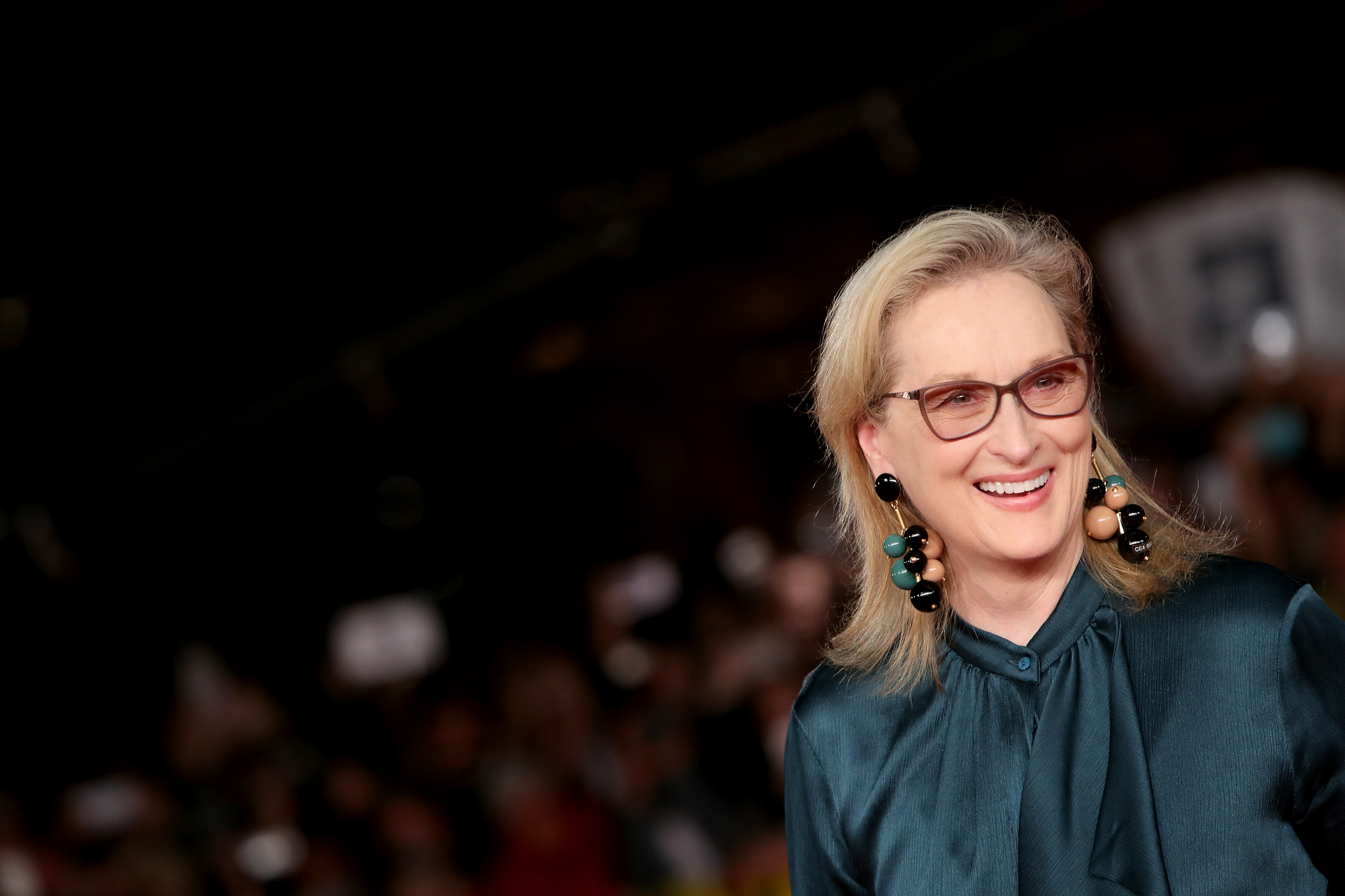 Meryl Streep walks a red carpet for Florence Foster Jenkins (Getty, EH)