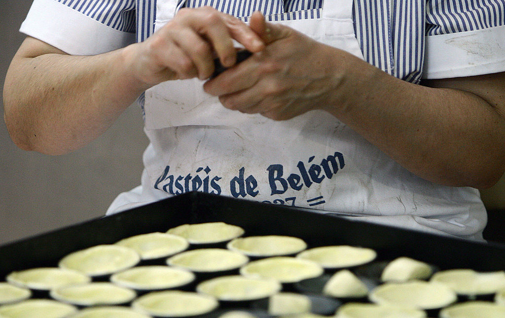 Pasteis de Nata (Getty)