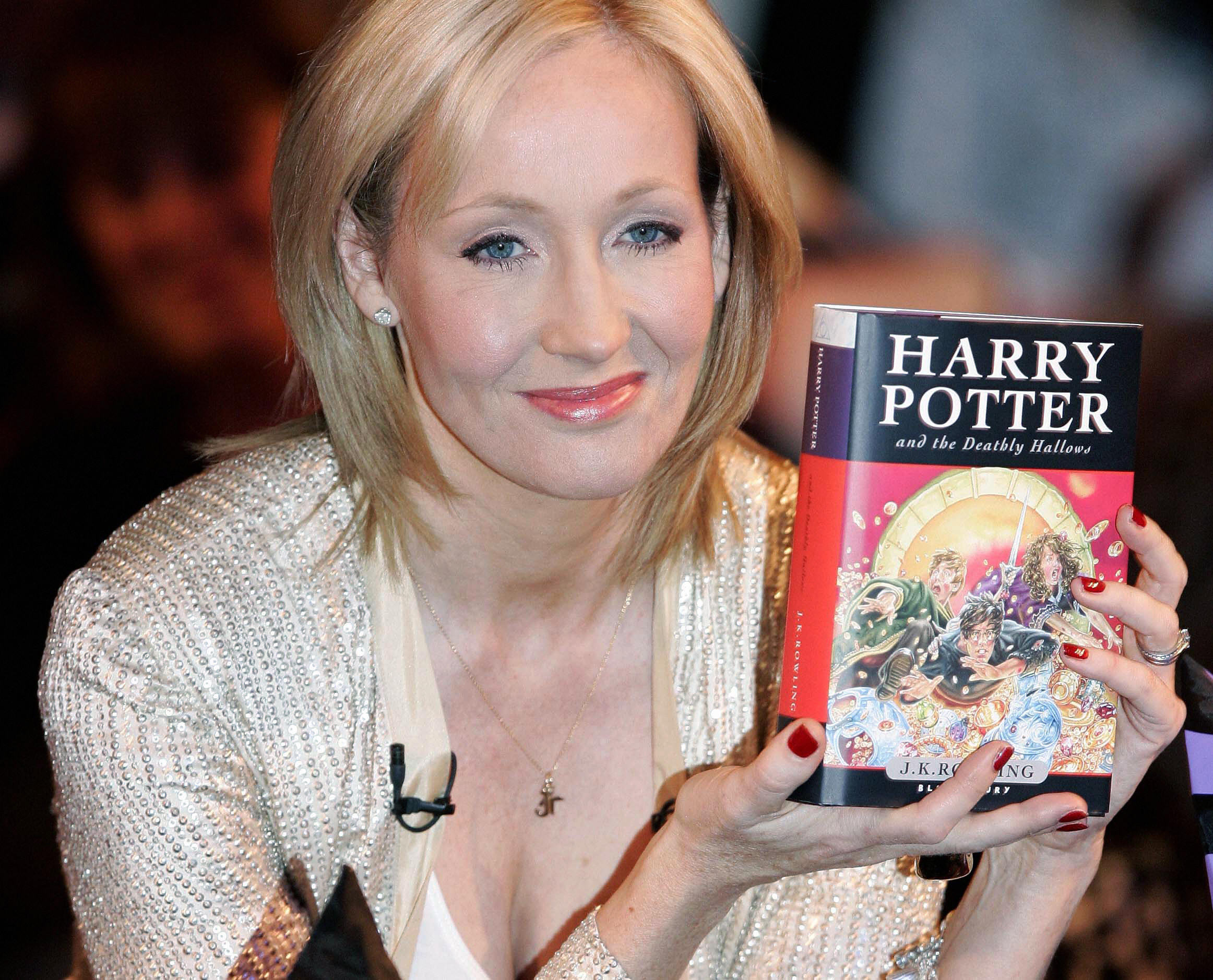 Jk rowling reveals the film that inspired the deathly hallows jk rowling reveals the film that inspired the deathly hallows symbol radio times biocorpaavc Gallery