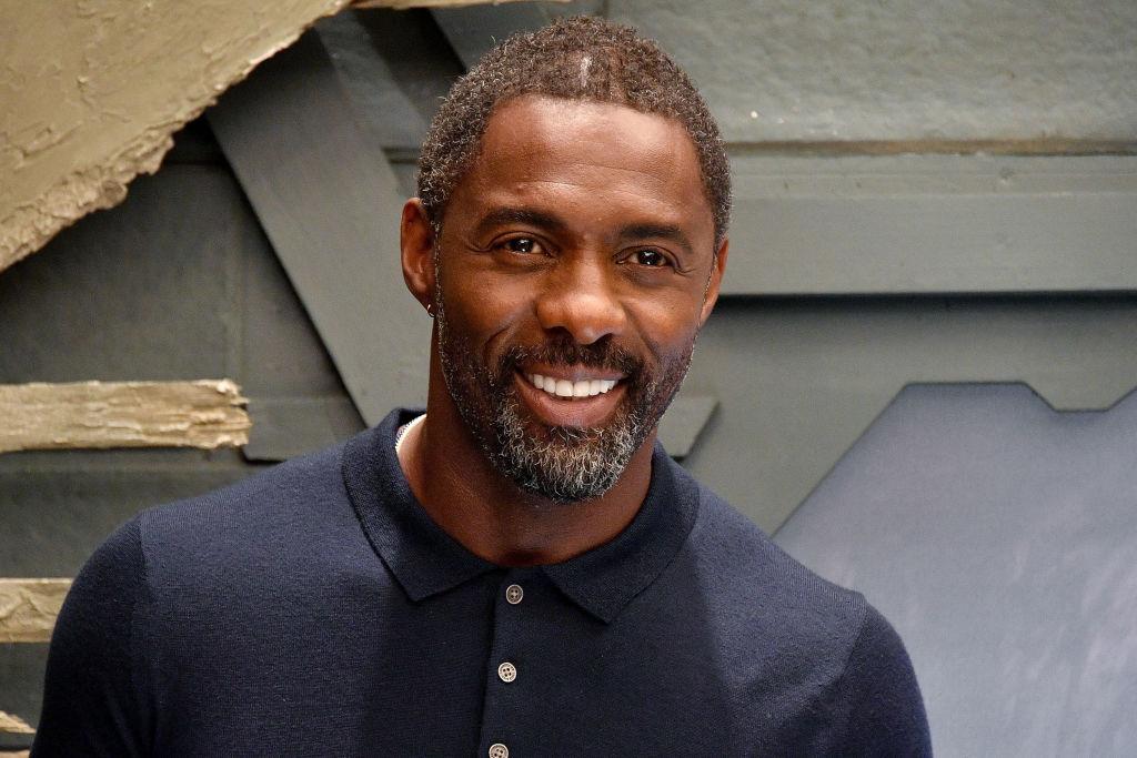 The Dark Tower star Idris Elba