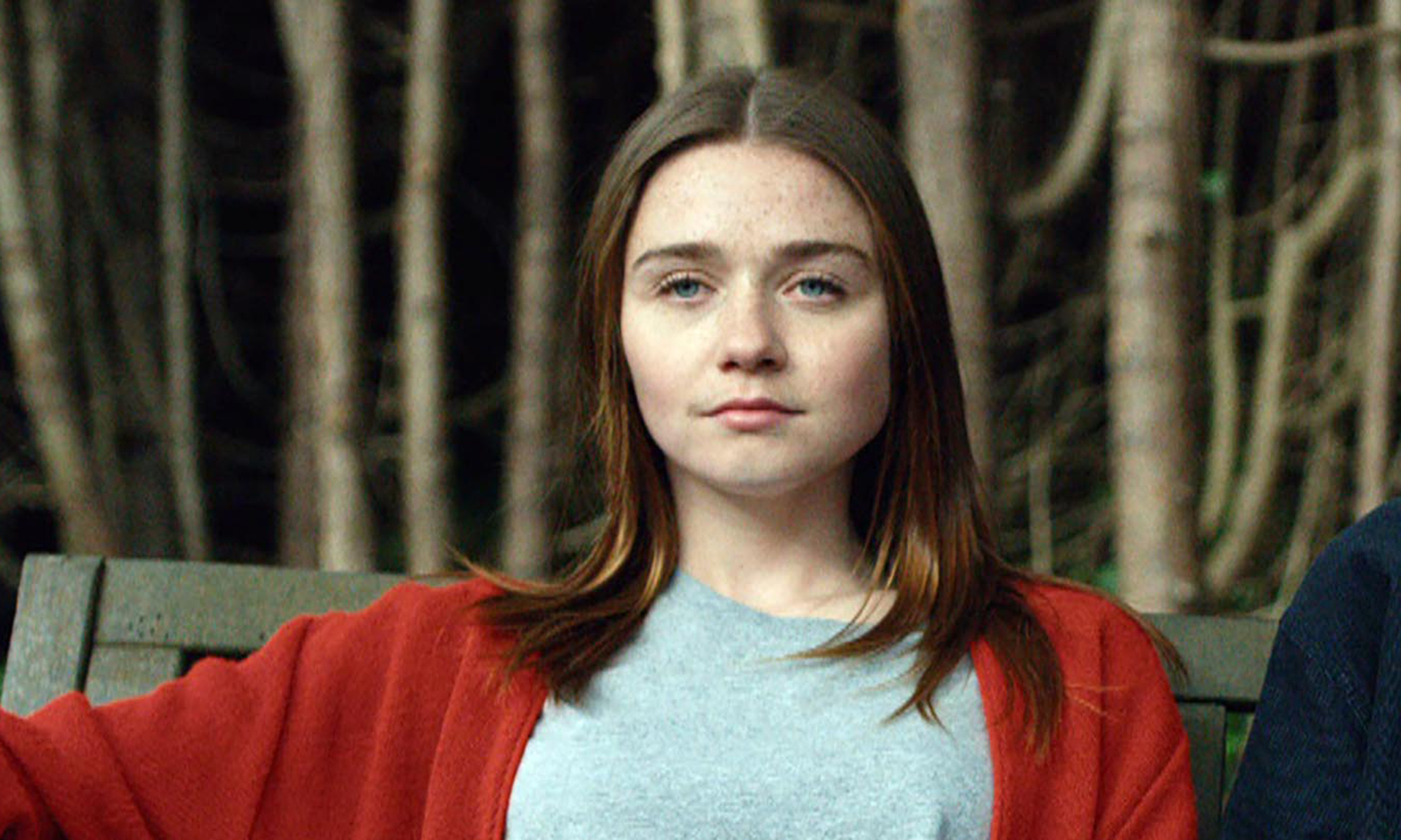 Jessica Barden, The End of the F***ing World (Channel 4, BA)