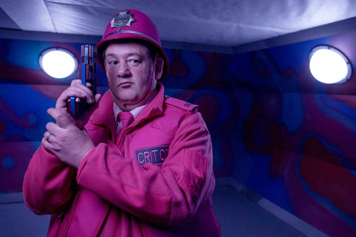 Johnny Vegas Red Dwarf