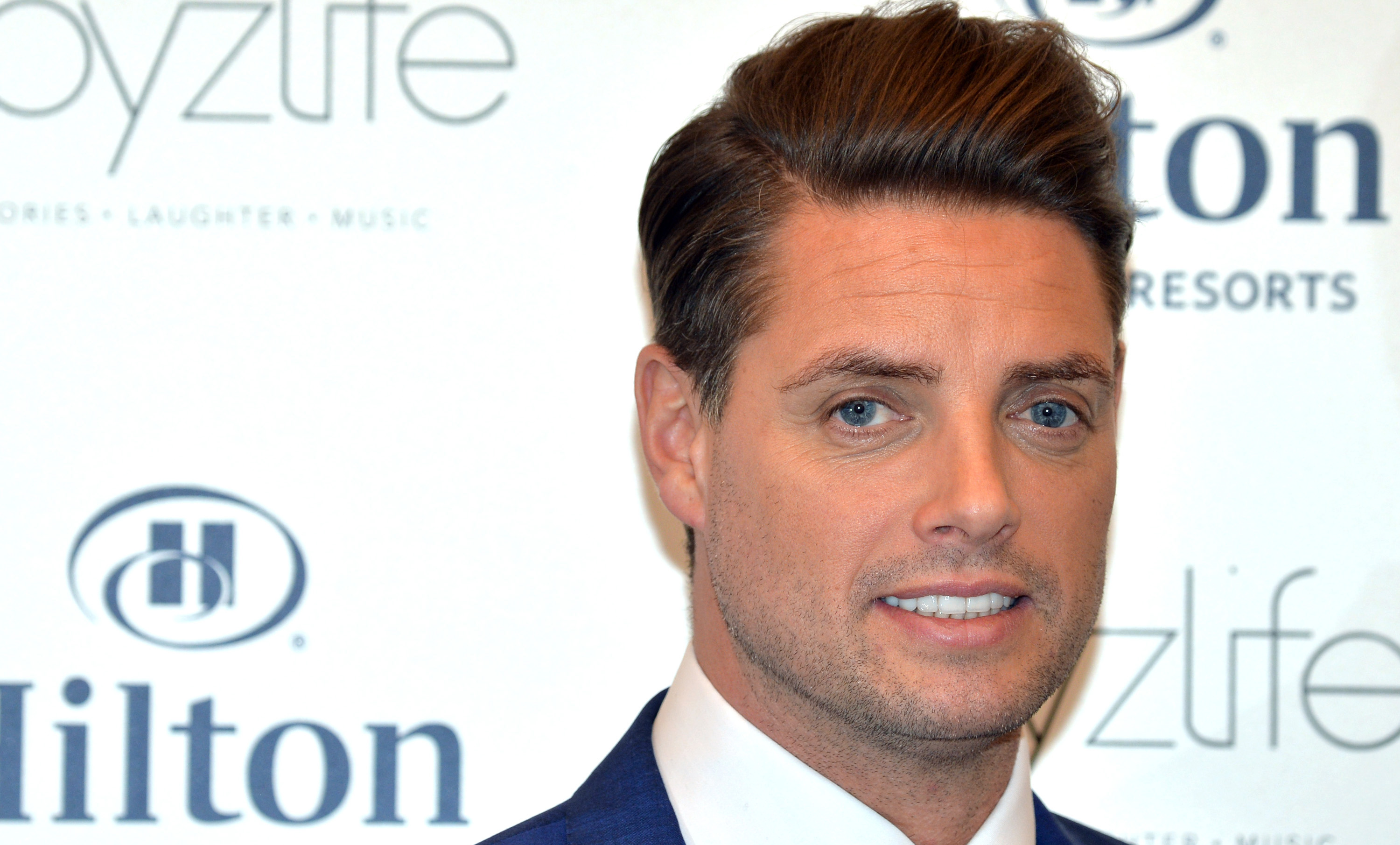 Keith Duffy for I'm a Celebrity rumours 2017
