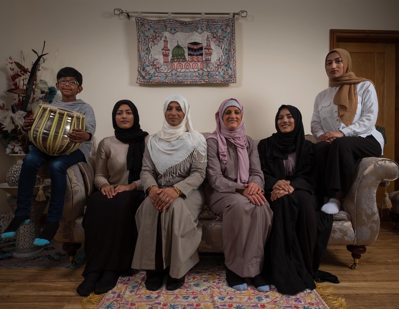 My Week as a Muslim (Channel 4 pics, EH)