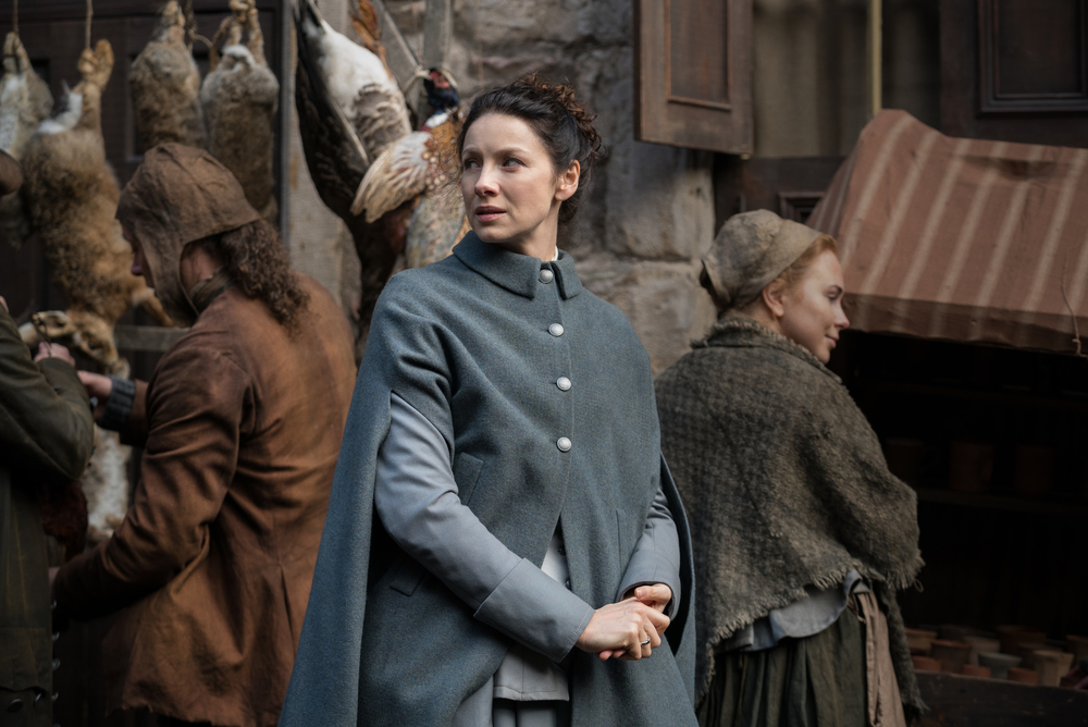 Claire Outlander Season 3 Episode 6 (Sony)