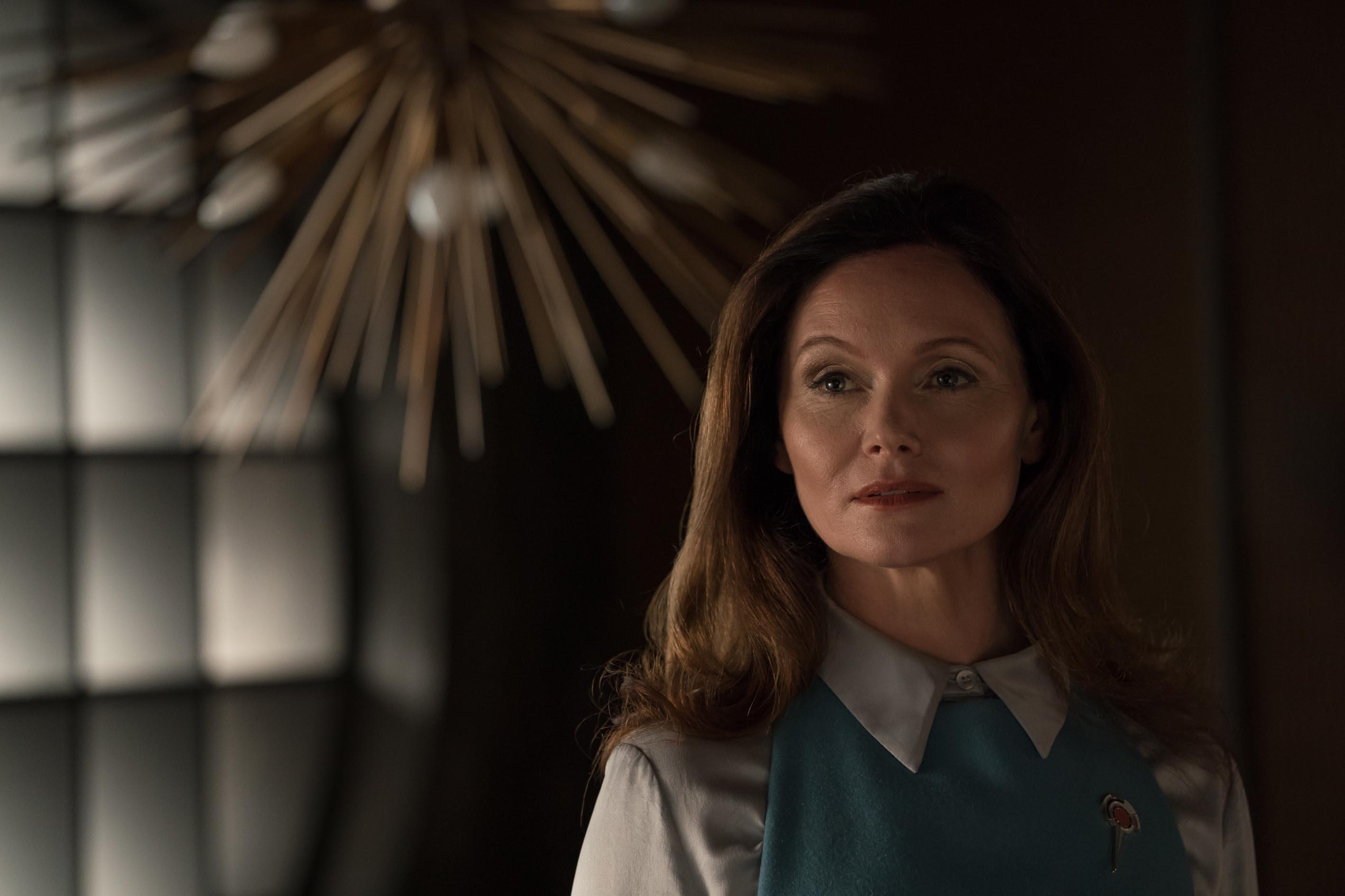 Essie Davis as Vera in Electric Dreams episode Human Is