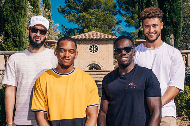 The X Factor 2017 contestants Rak-Su