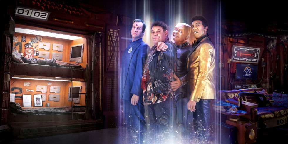 Red Dwarf series 12: Cast interview and series preview ...