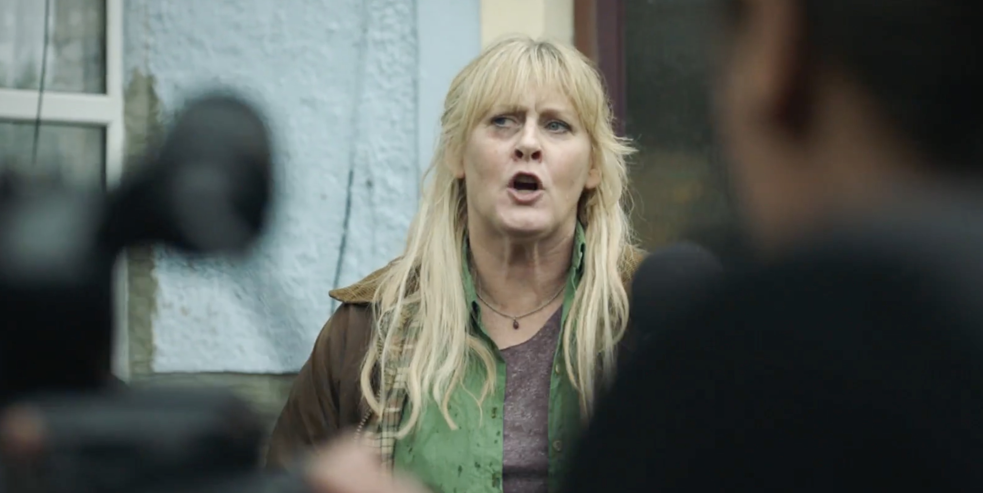 Sarah Lancashire: I Truly Believe That Gender Has Nothing To Do With Who You Fall For pictures