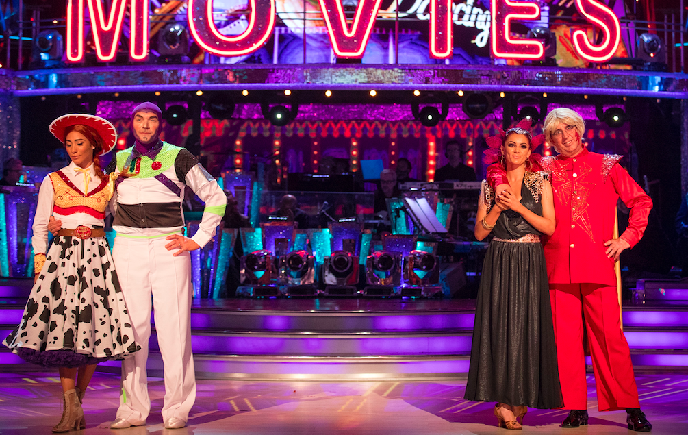 Second celebrity eliminated from Strictly Come Dancing after unanimous judges' decision
