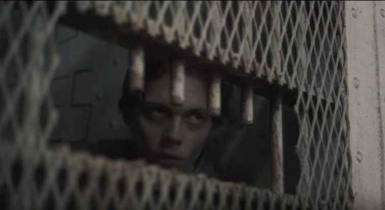 Bill Skarsgard in Castle Rock