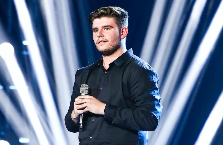 Lloyd Macey on The X Factor 2017