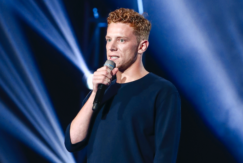 Aidan Martin on The X Factor 2017