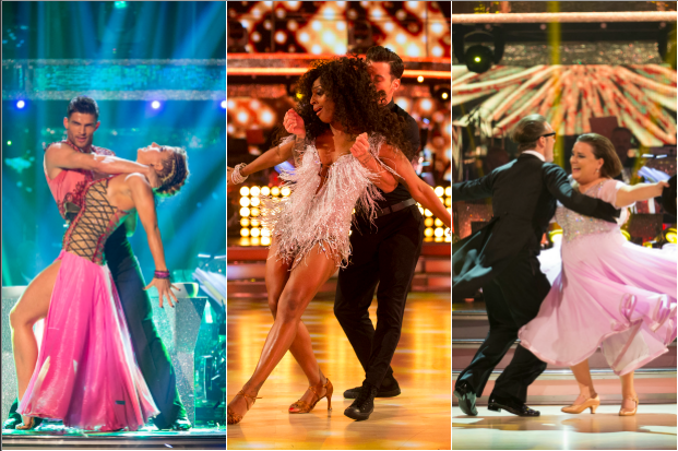 Strictly Week 4