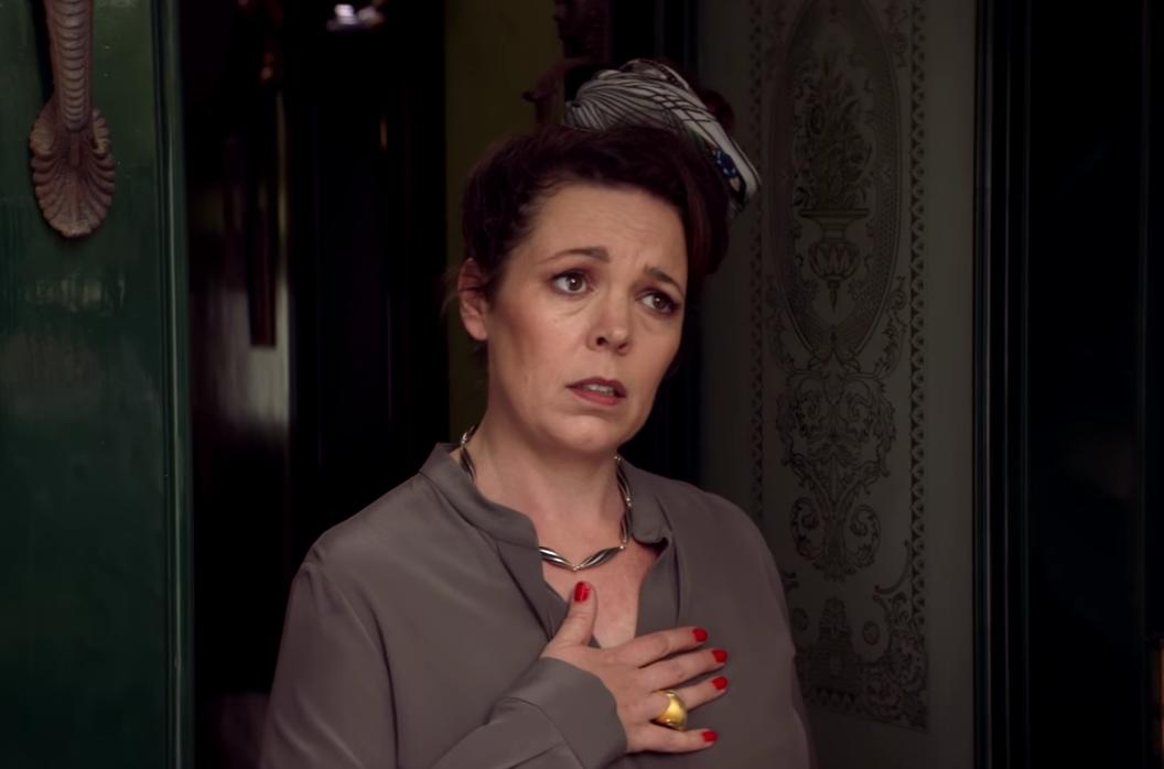 Olivia Colman in Fleabag (Screenshot, EH)