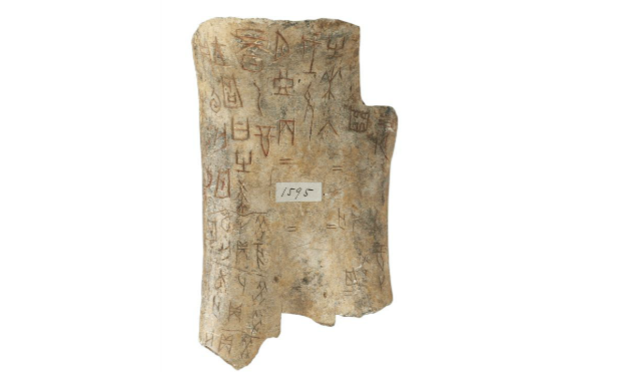 Chinese Oracle Bones (British Library, EH)