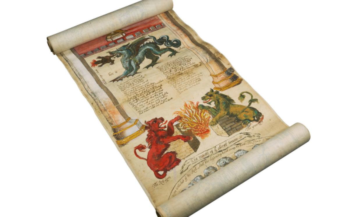 Ripley Scroll (British Library, EH)