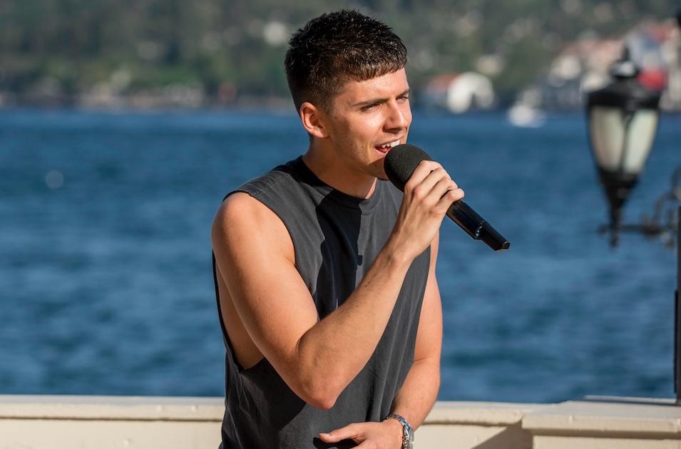 Leon Mallett on The X Factor 2017