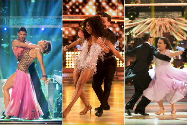 Strictly week 4 picture